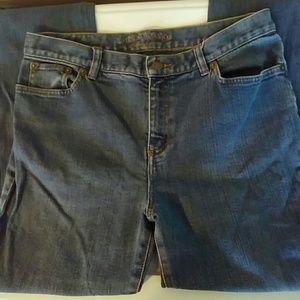 Lauren Ralph Lauren Size 10P Straight Leg Jeans